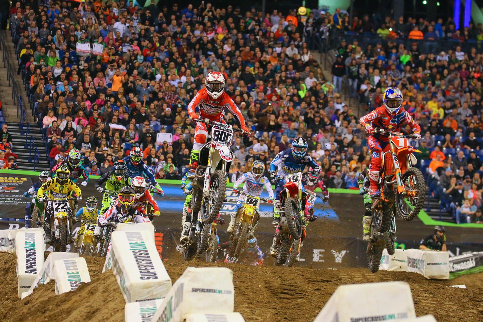 Mike Alessi - Photo Blast: Indianapolis - Motocross Pictures - Vital MX