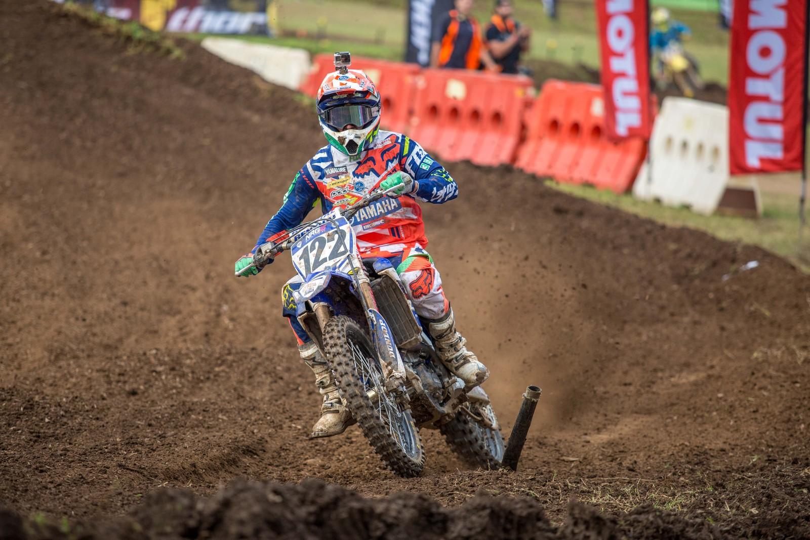 Dan Reardon - Australian Motul Motocross Nationals Round 2, Appin - Motocross Pictures - Vital MX