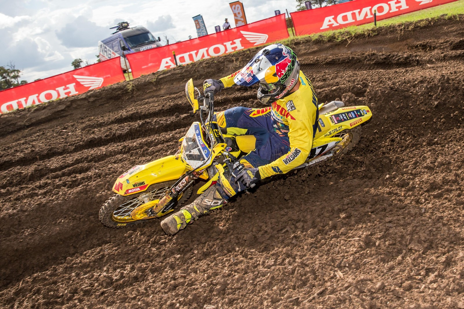 Todd Waters - Australian Motul Motocross Nationals Round 2, Appin - Motocross Pictures - Vital MX