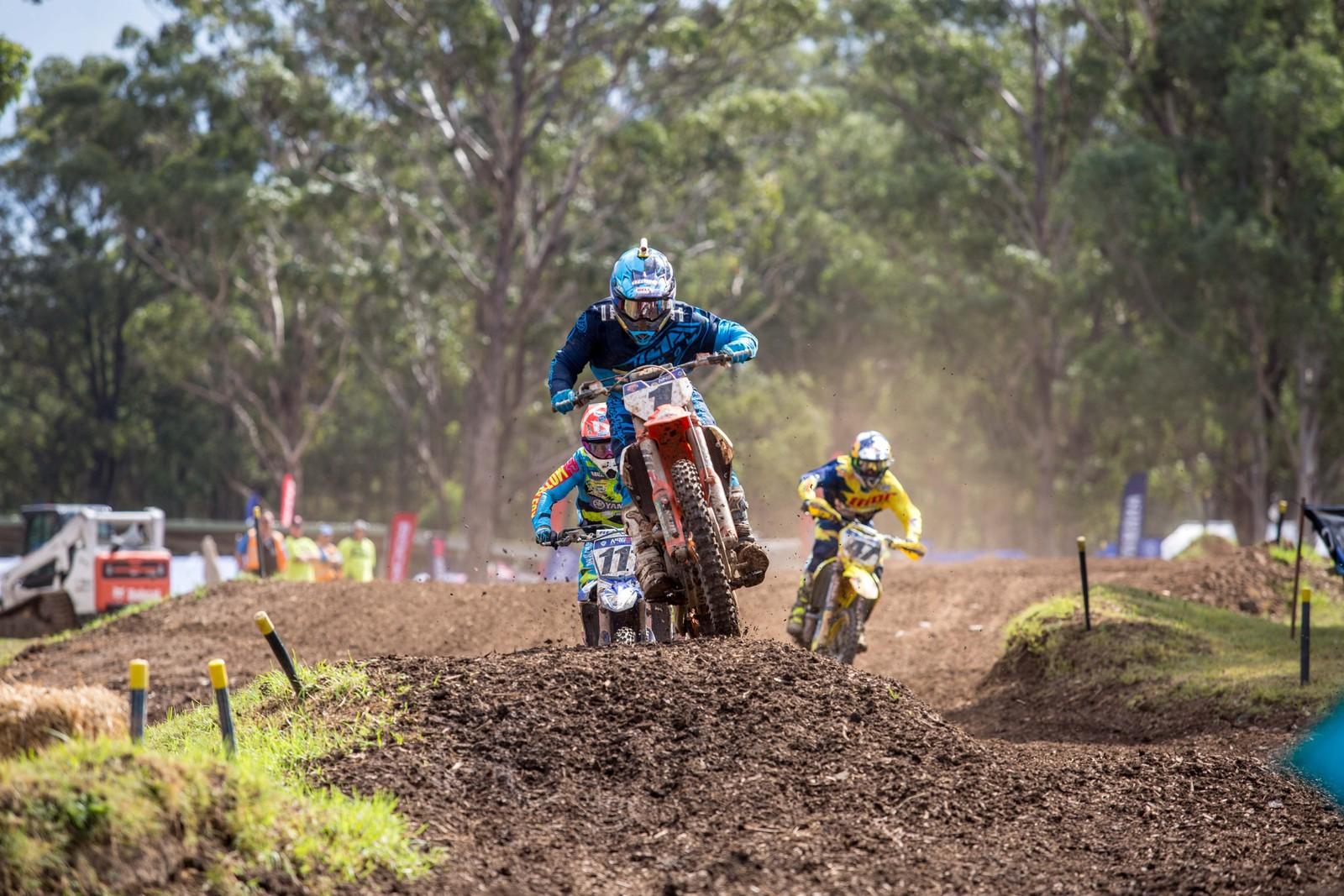 Kirk Gibbs - Australian Motul Motocross Nationals Round 2, Appin - Motocross Pictures - Vital MX
