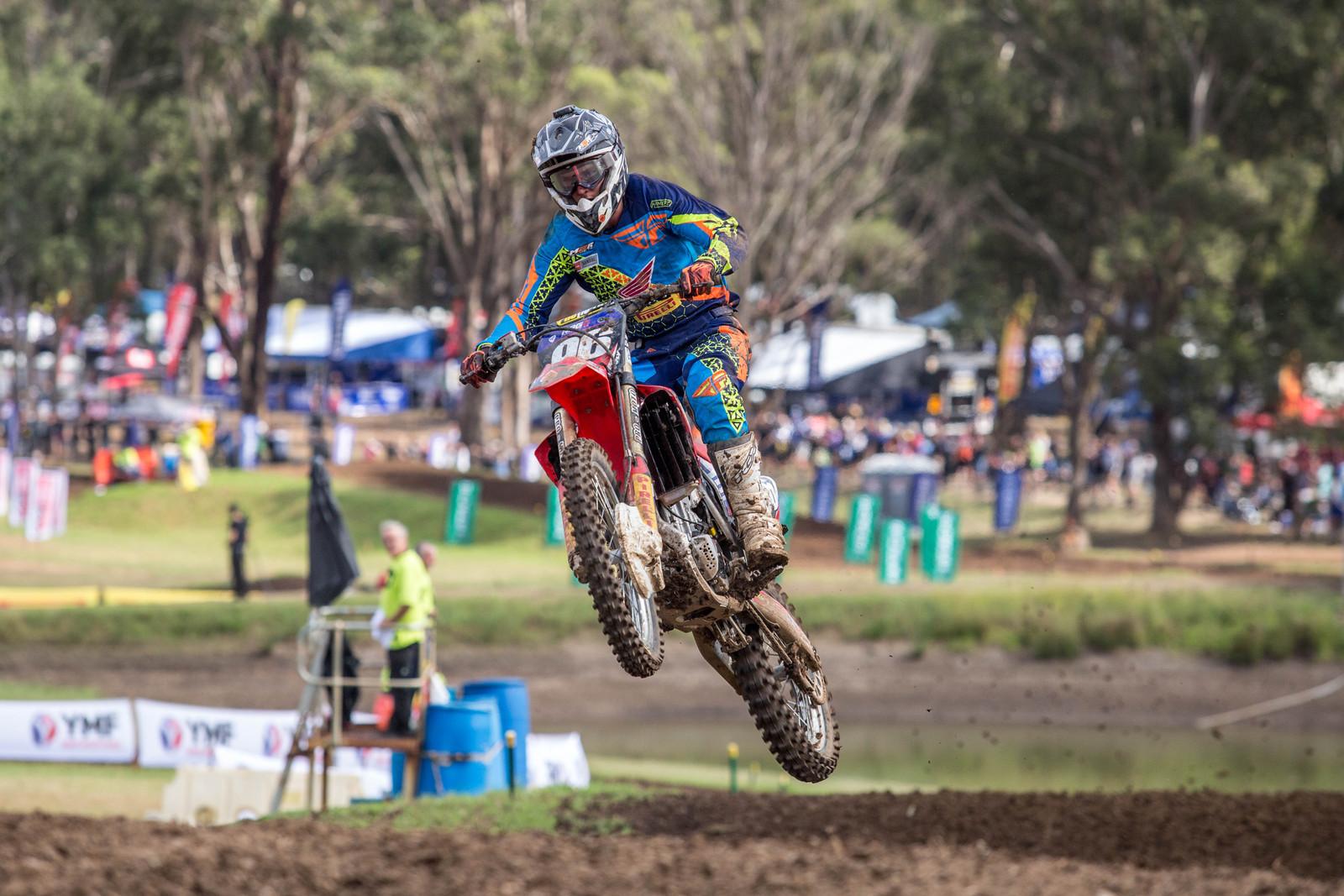Kyle Webster - Australian Motul Motocross Nationals Round 2, Appin - Motocross Pictures - Vital MX