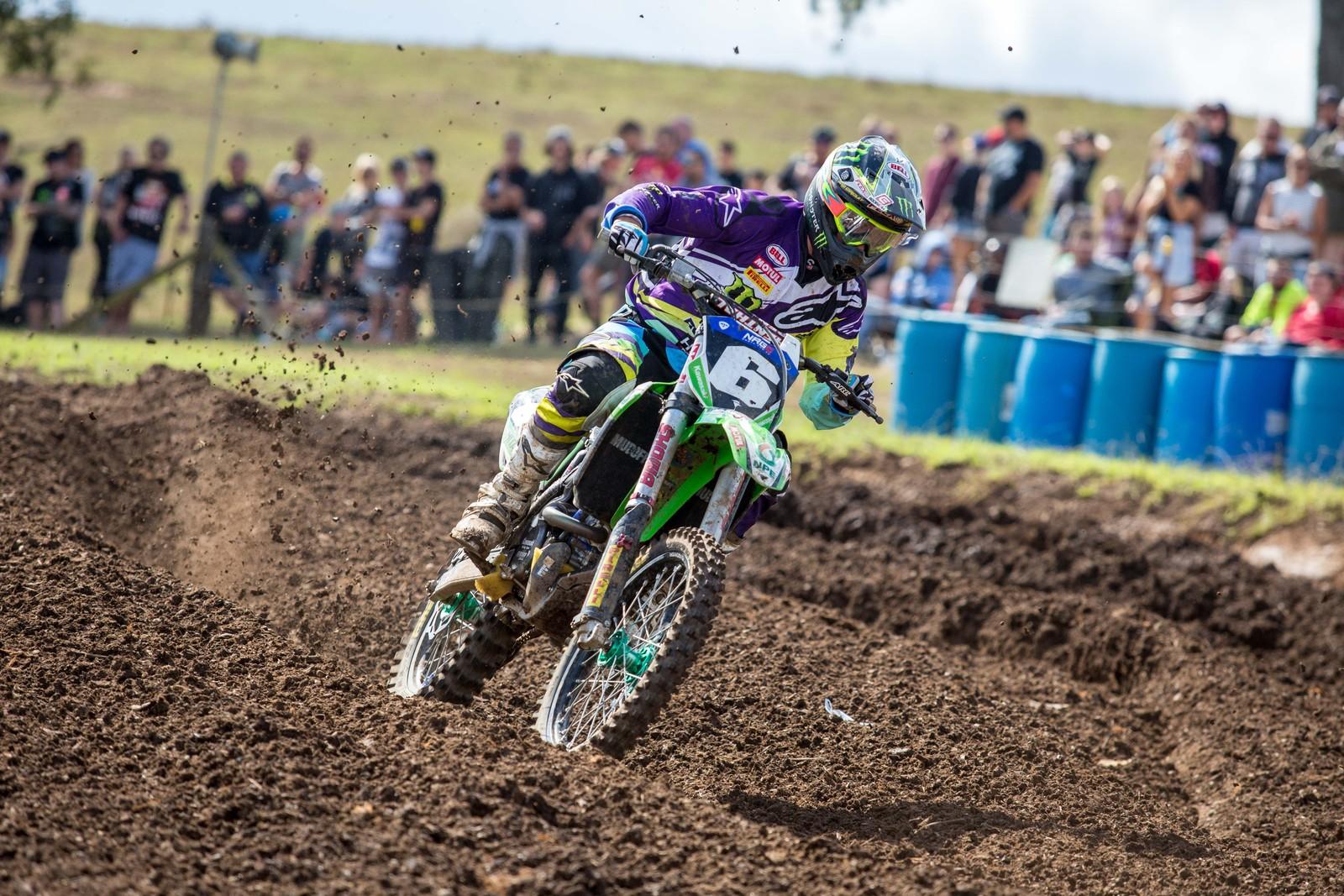 Jake Moss - Australian Motul Motocross Nationals Round 2, Appin - Motocross Pictures - Vital MX