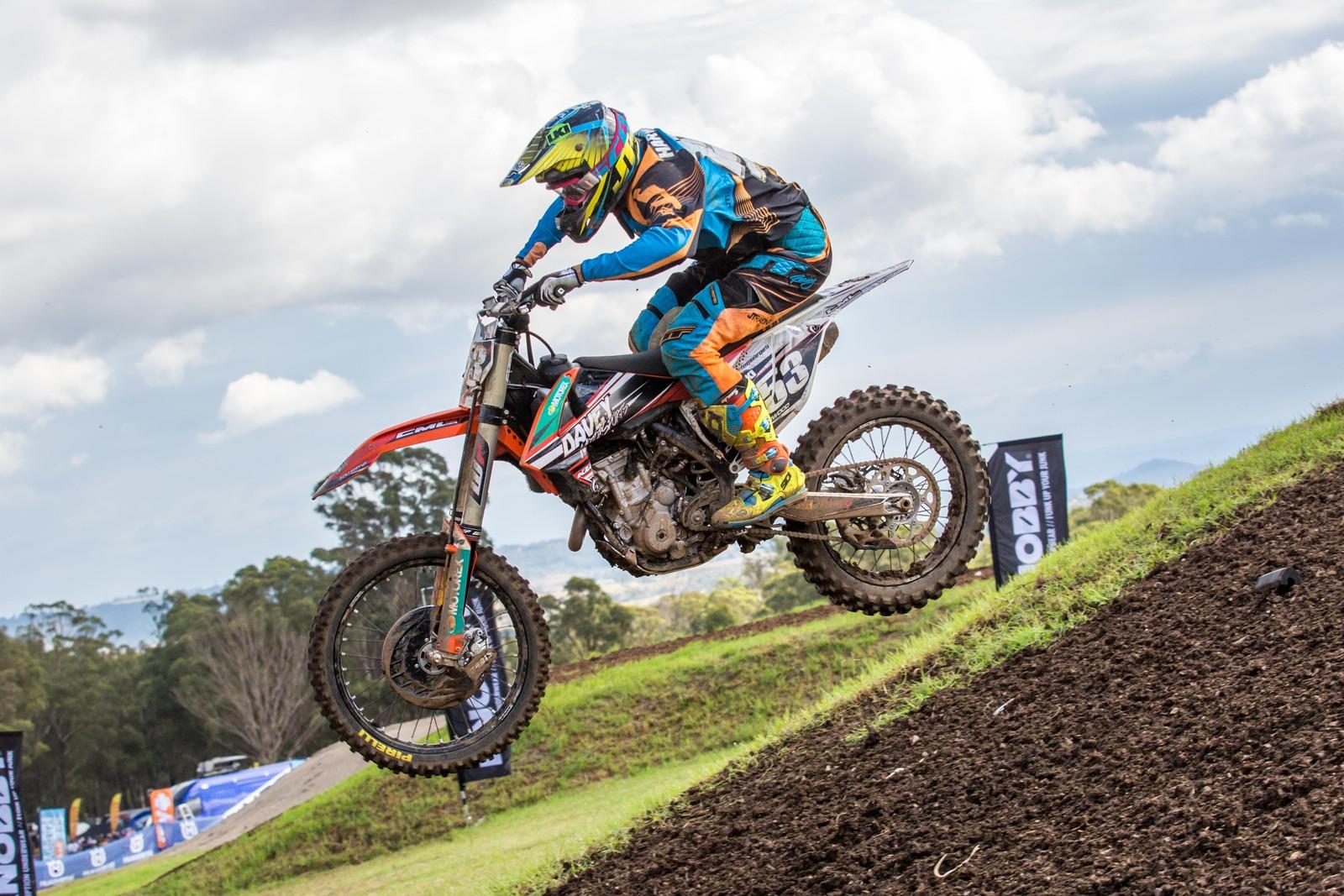 Hamish Harwood - Australian Motul Motocross Nationals Round 2, Appin - Motocross Pictures - Vital MX