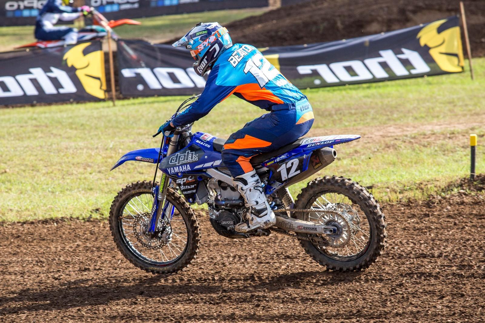 Jed Beaton - Australian Motul Motocross Nationals Round 2, Appin - Motocross Pictures - Vital MX
