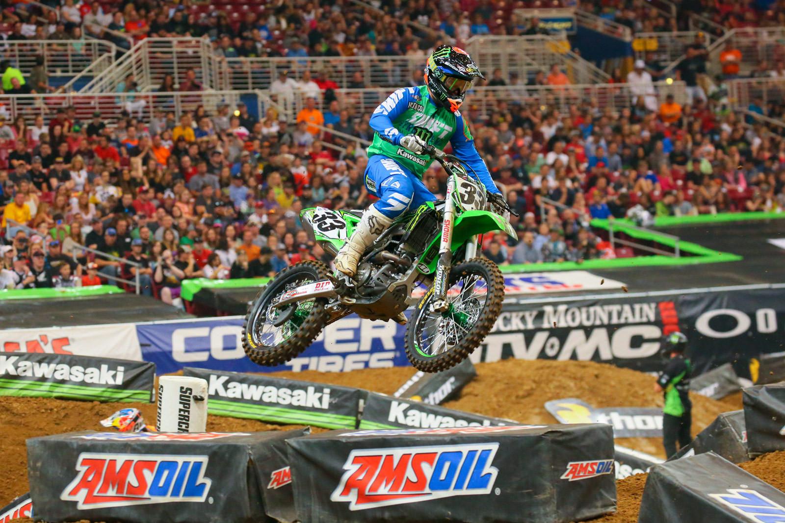 Josh Grant - Photo Blast: St. Louis - Motocross Pictures - Vital MX