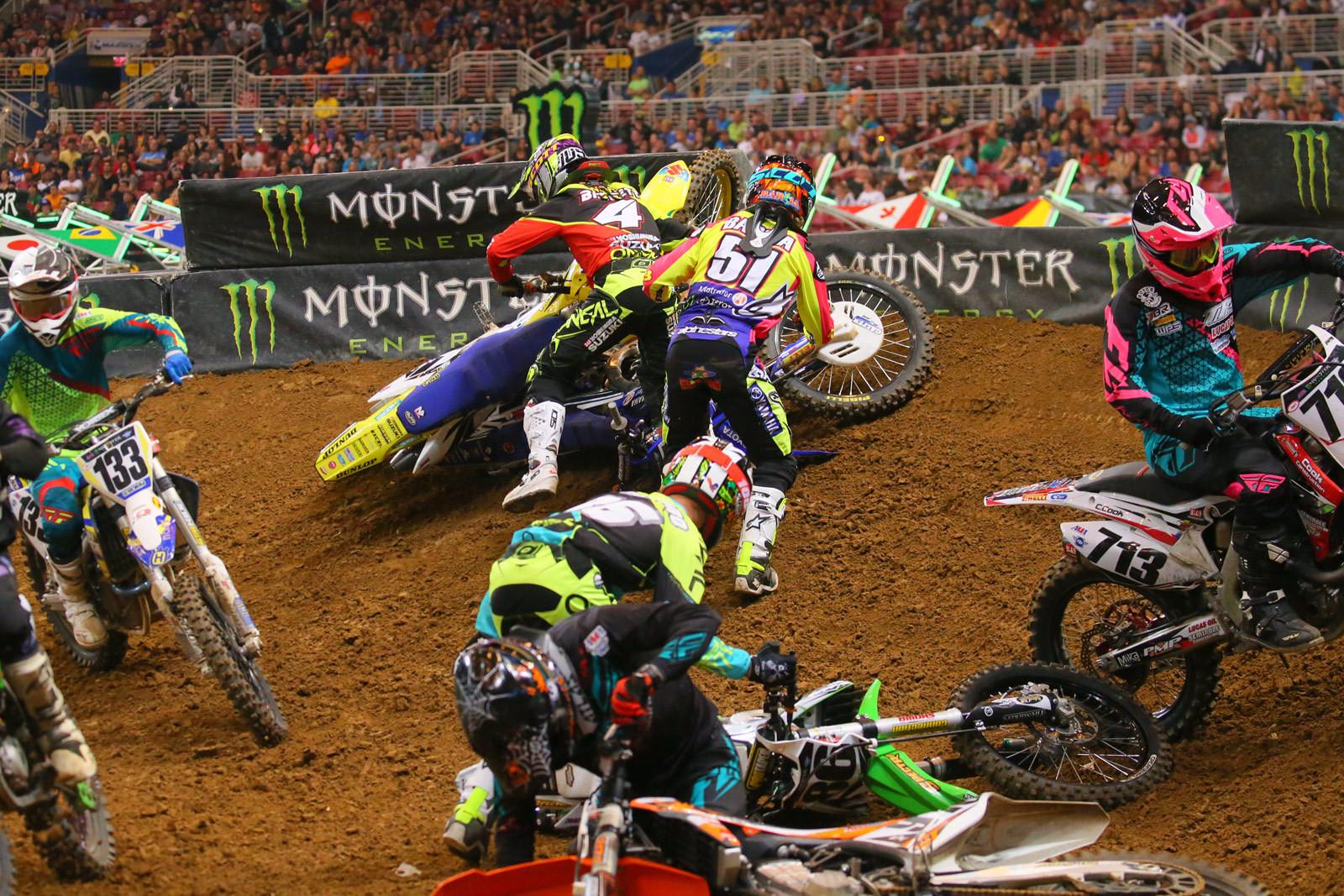 Gotta get going - Photo Blast: St. Louis - Motocross Pictures - Vital MX