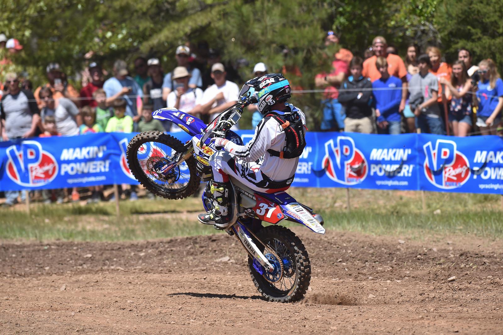 Daniel Milner - Big Buck GNCC - Motocross Pictures - Vital MX