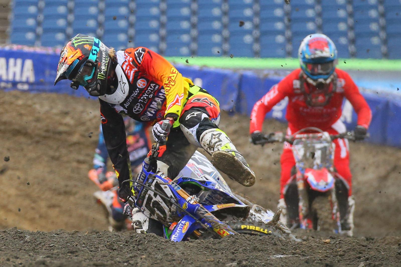 Justin Barcia - Pit Bits: Foxborough - Motocross Pictures - Vital MX