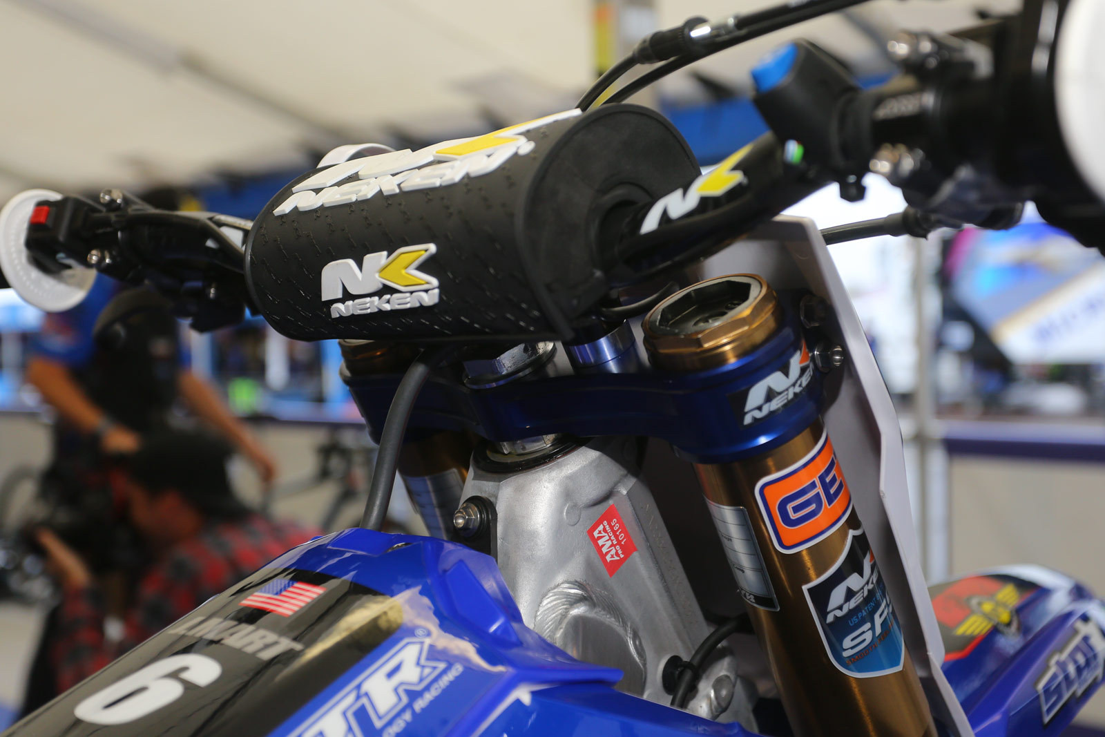 Jeremy Martin - Pit Bits: Foxborough - Motocross Pictures - Vital MX