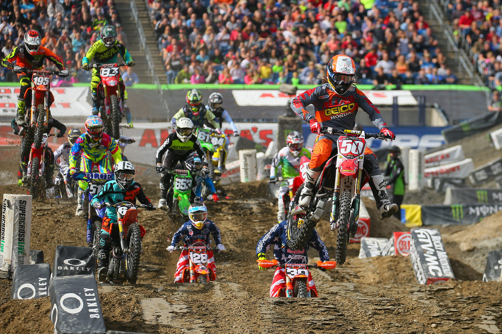 250 Heat Race One - GuyB - Motocross Pictures - Vital MX