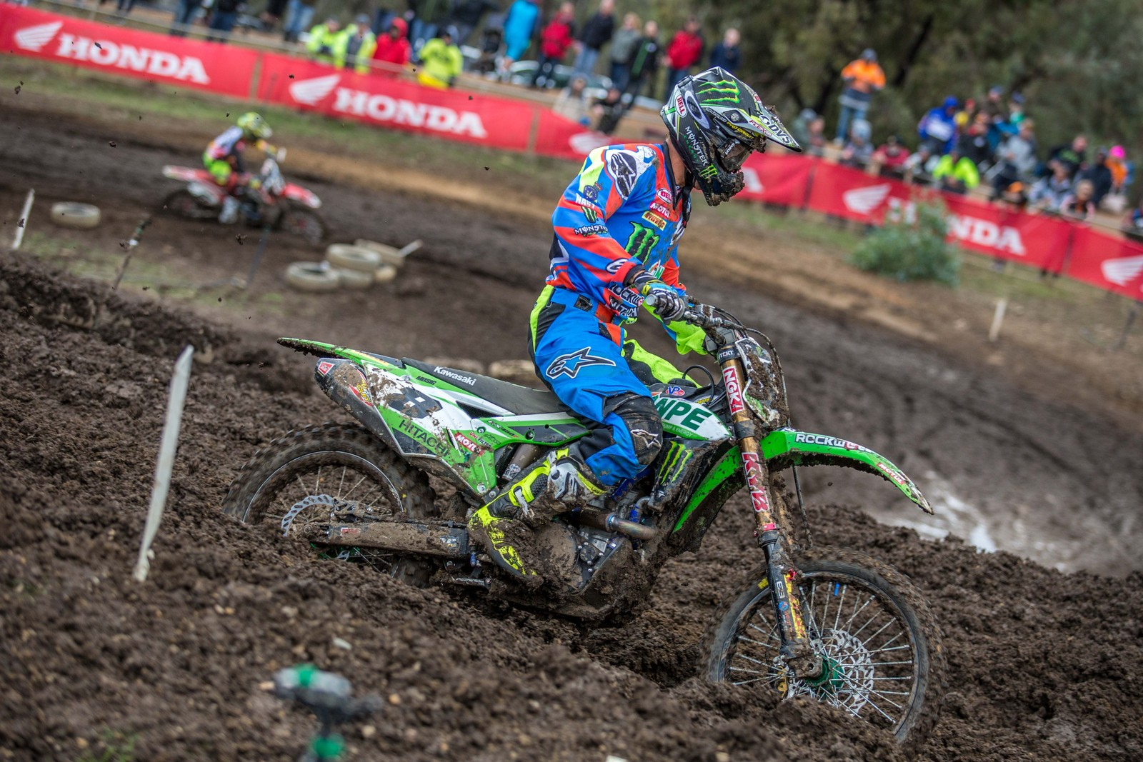 Kade Mosig - Australian Motul Motocross Nationals Round 3, Broadford - Motocross Pictures - Vital MX