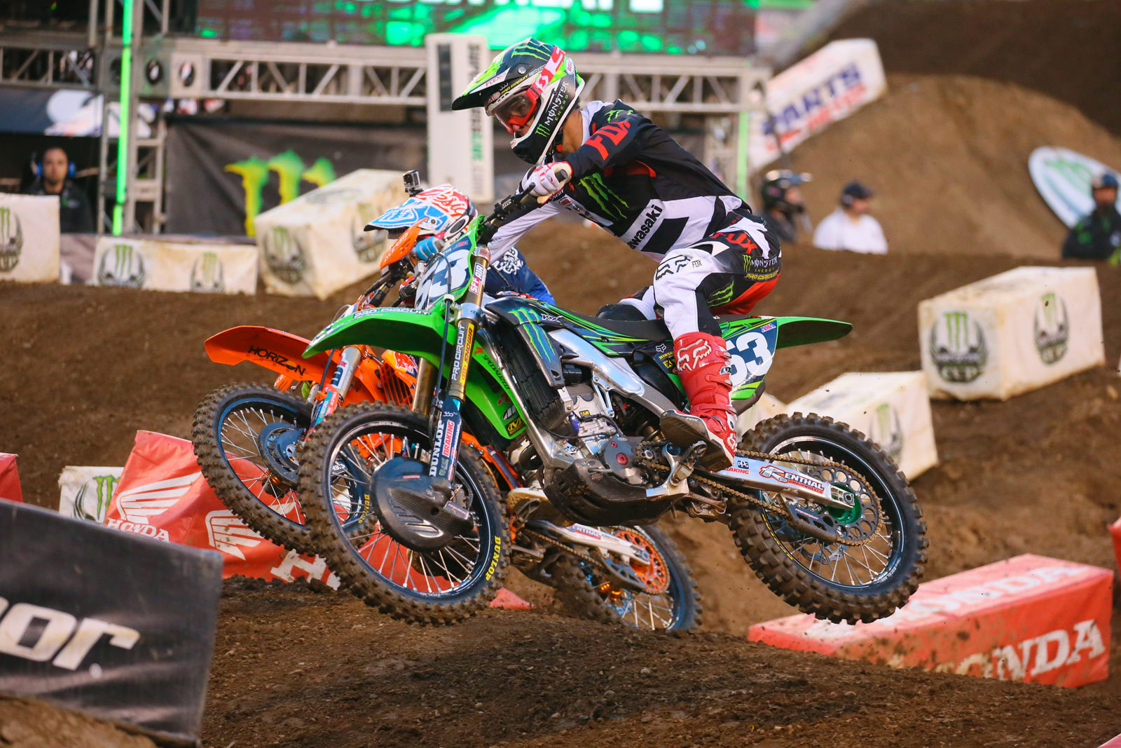 Tyler Bowers - Photo Blast: East Rutherford - Motocross Pictures - Vital MX