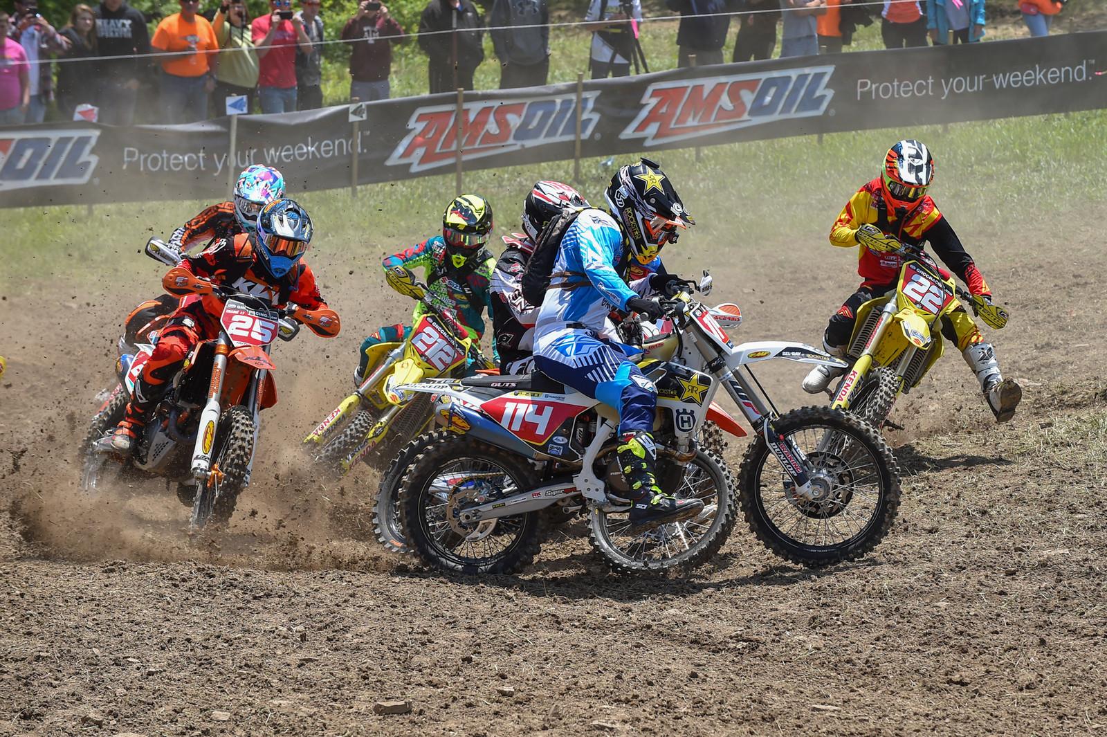Start - Limestone 100 GNCC - Motocross Pictures - Vital MX
