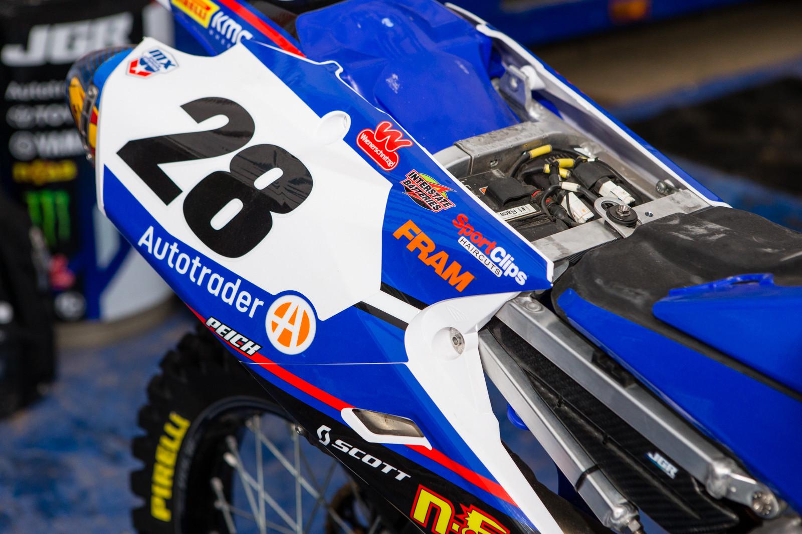 Sideplates - Vital MX Pit Bits: Hangtown - Motocross Pictures - Vital MX