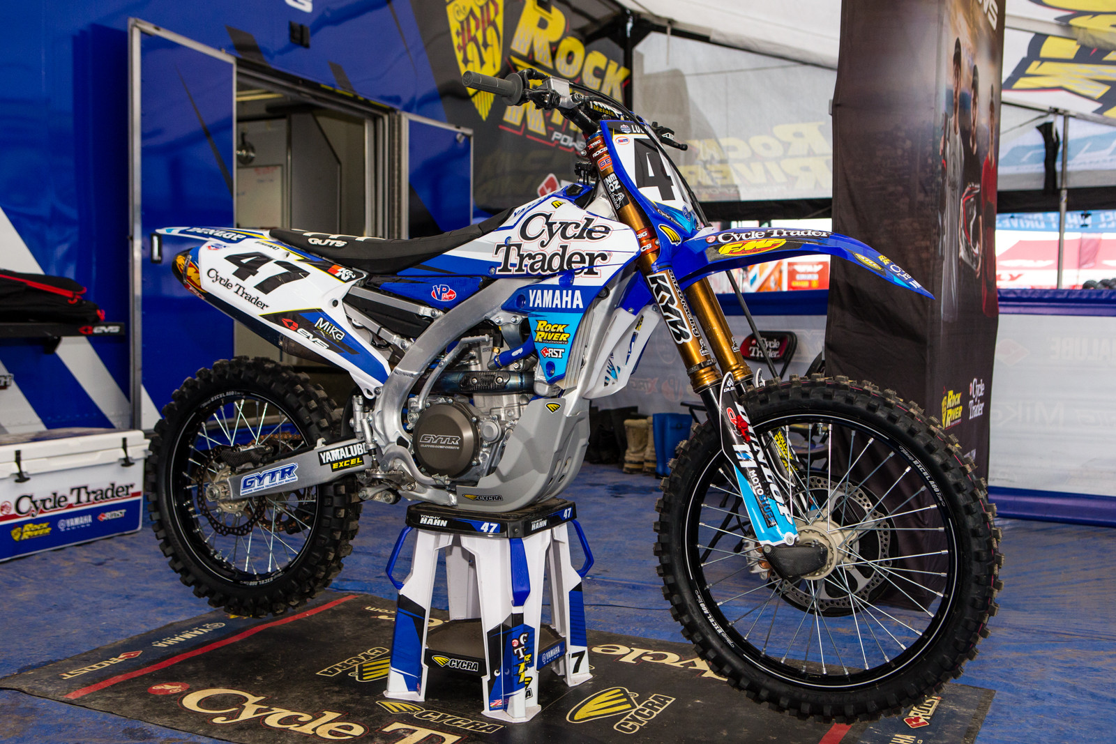 Returning riders - Vital MX Pit Bits: Hangtown - Motocross Pictures - Vital MX