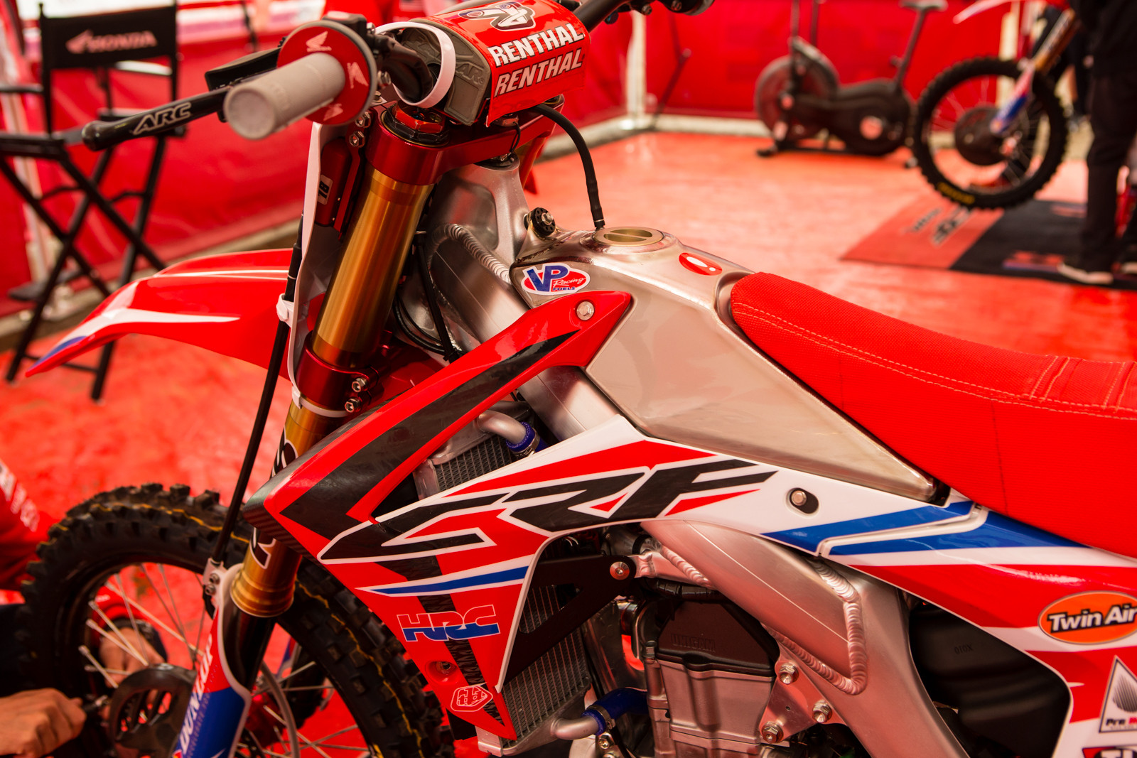 Fuel Tanks - Vital MX Pit Bits: Hangtown - Motocross Pictures - Vital MX