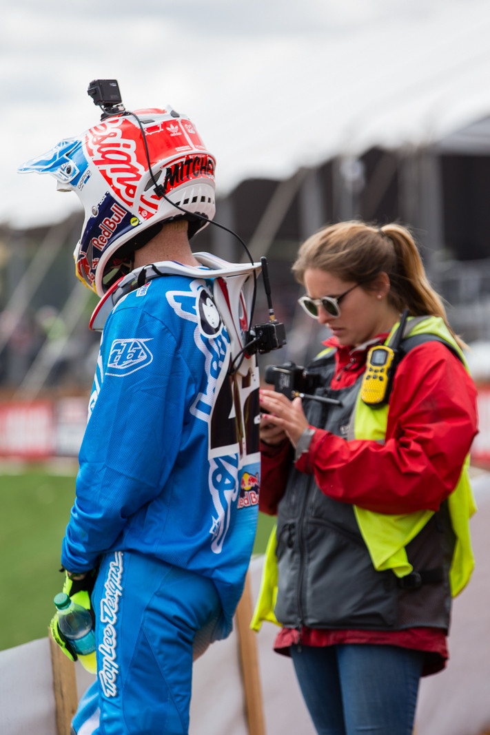 Live GoPro - Vital MX Pit Bits: Hangtown - Motocross Pictures - Vital MX