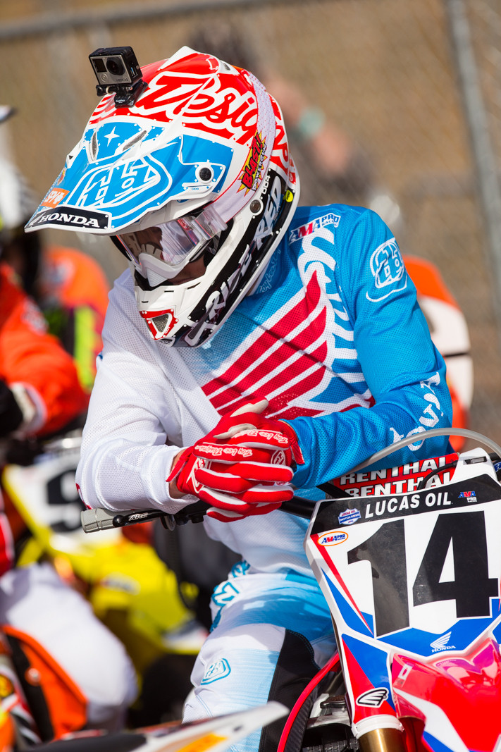 Troy Lee Designs - Vital MX Pit Bits: Hangtown - Motocross Pictures - Vital MX