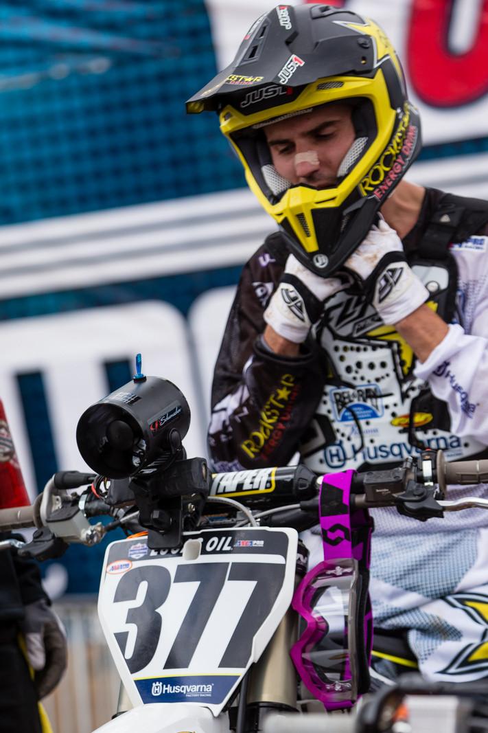 Christophe Pourcel - Vital MX Pit Bits: Hangtown - Motocross Pictures - Vital MX