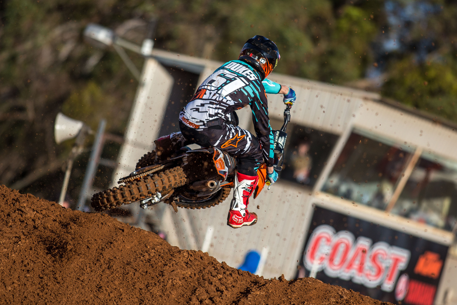 Elias Dukes - Australian Motul Mx Championships: Round 4, Murray Bridge - Motocross Pictures - Vital MX
