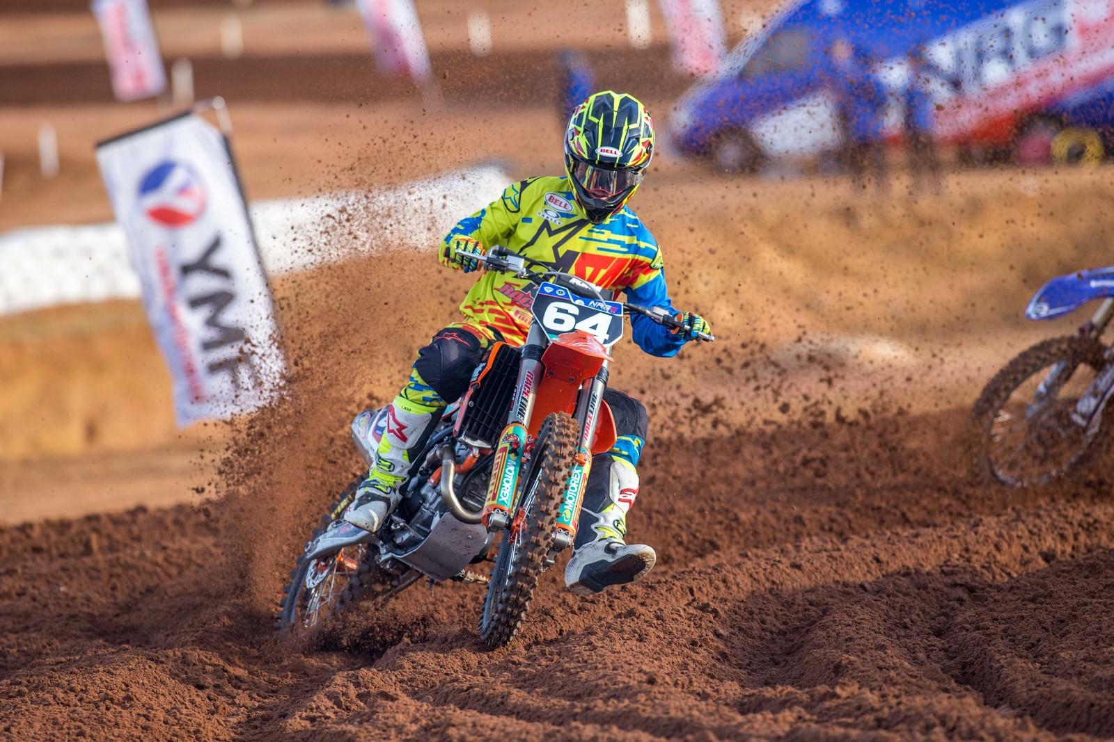 Dylan Wills - Australian Motul Mx Championships: Round 4, Murray Bridge - Motocross Pictures - Vital MX