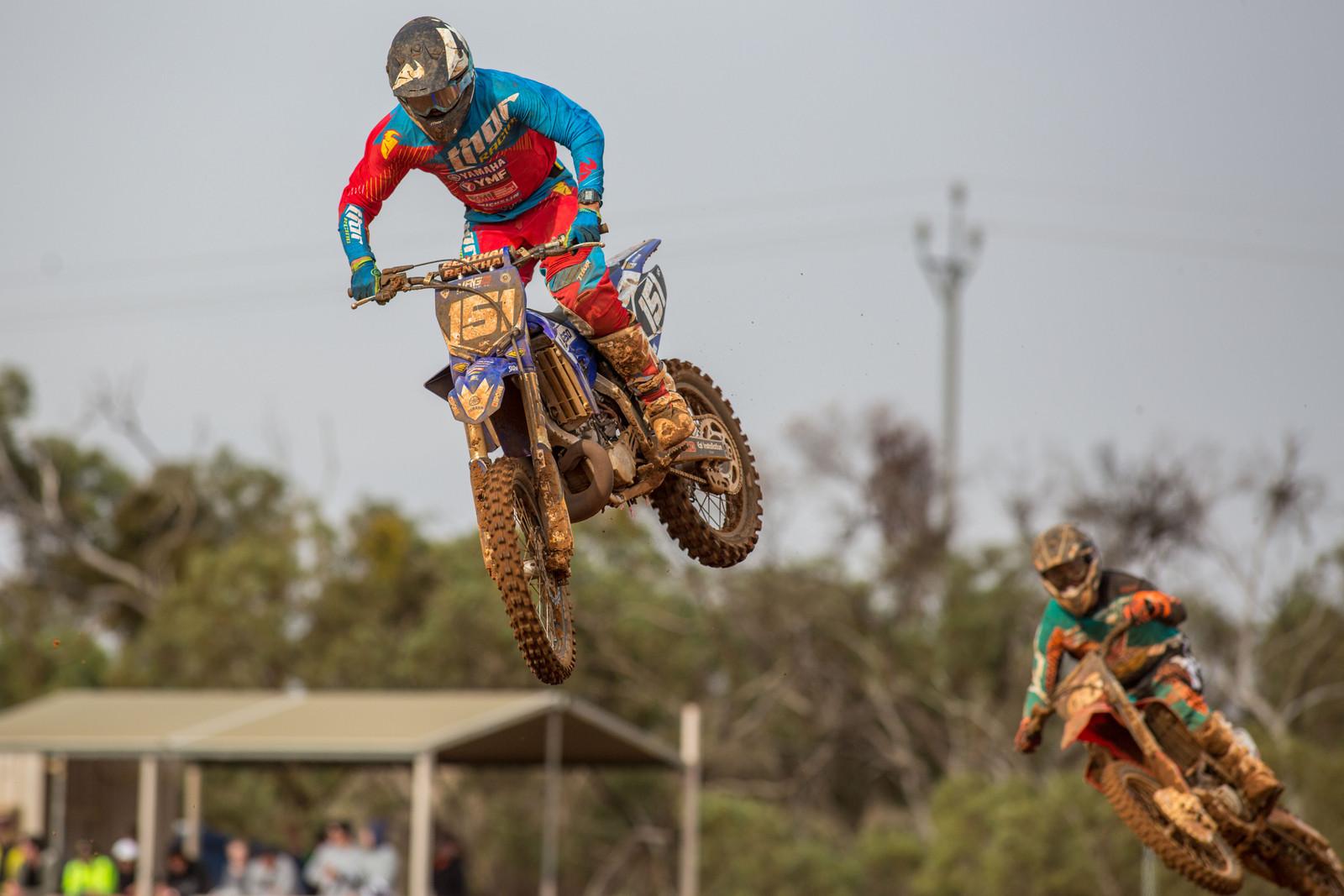 Nick Sutherland - Australian Motul Mx Championships: Round 4, Murray Bridge - Motocross Pictures - Vital MX