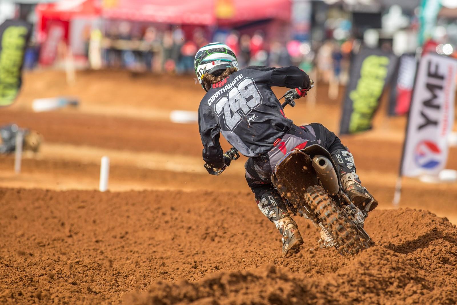 Jed Cornthwaite - Australian Motul Mx Championships: Round 4, Murray Bridge - Motocross Pictures - Vital MX