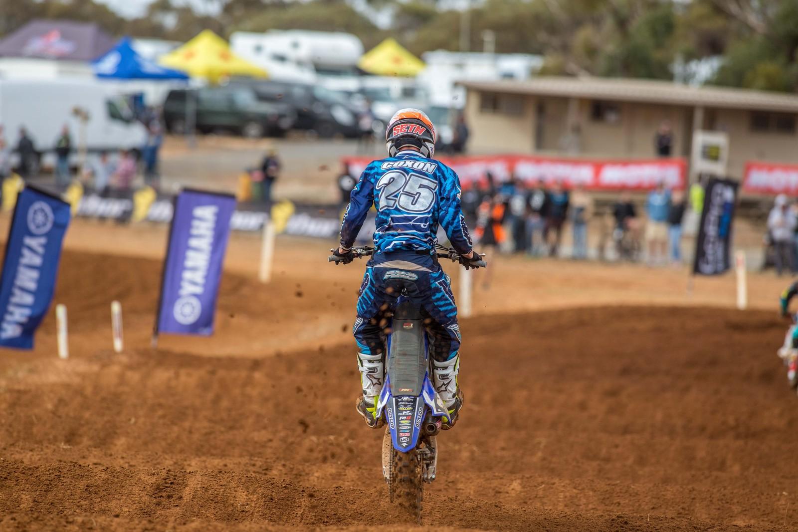 Bailey Coxon - Australian Motul Mx Championships: Round 4, Murray Bridge - Motocross Pictures - Vital MX