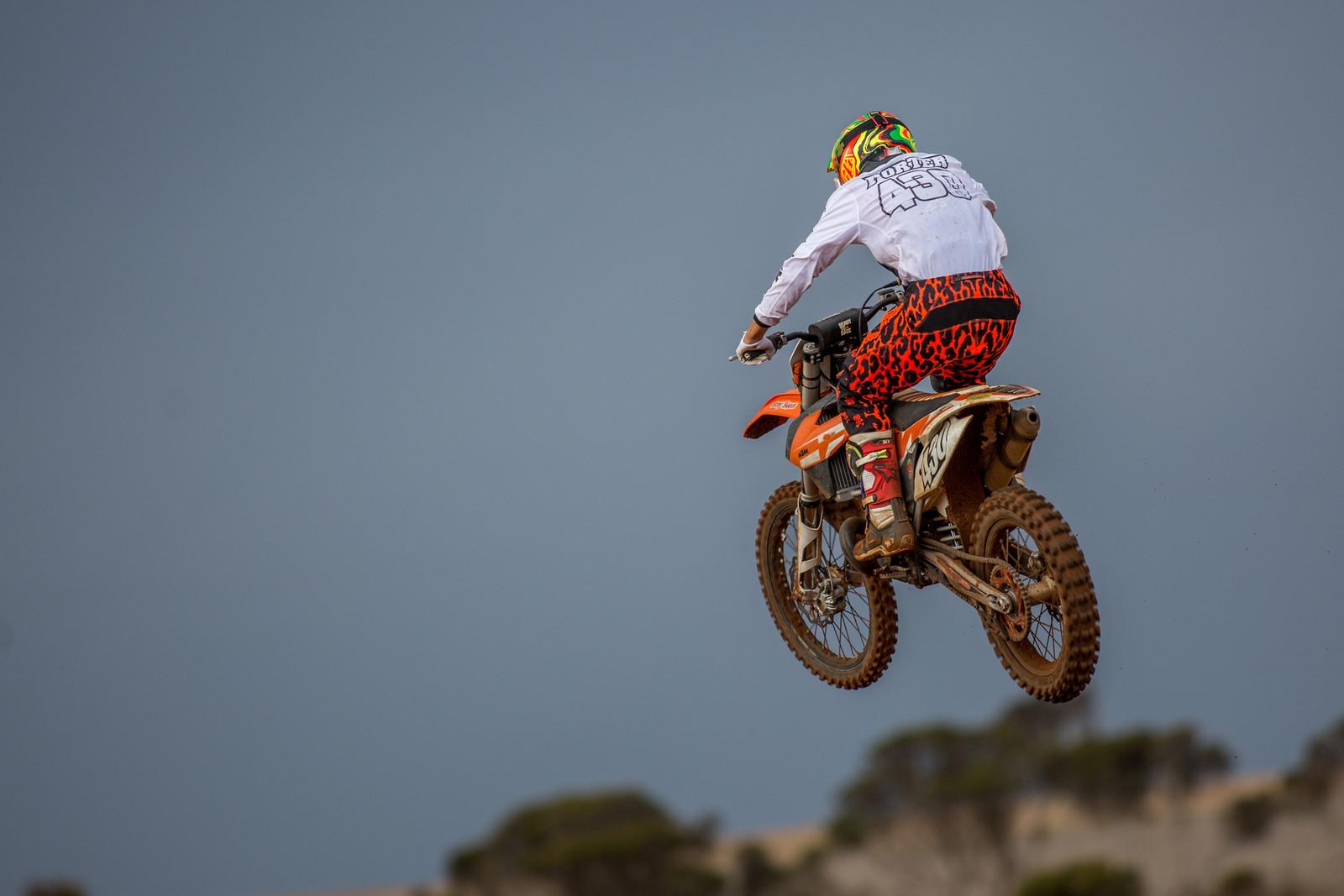 Dean Porter - Australian Motul Mx Championships: Round 4, Murray Bridge - Motocross Pictures - Vital MX
