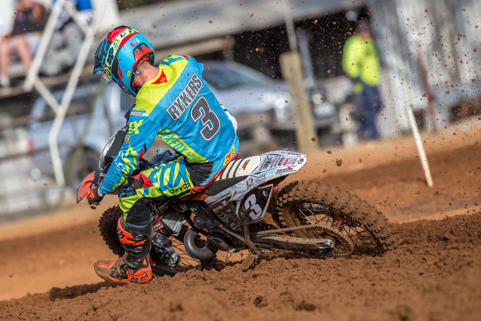Jayden Reykers - Australian Motul Mx Championships: Round 4, Murray Bridge - Motocross Pictures - Vital MX