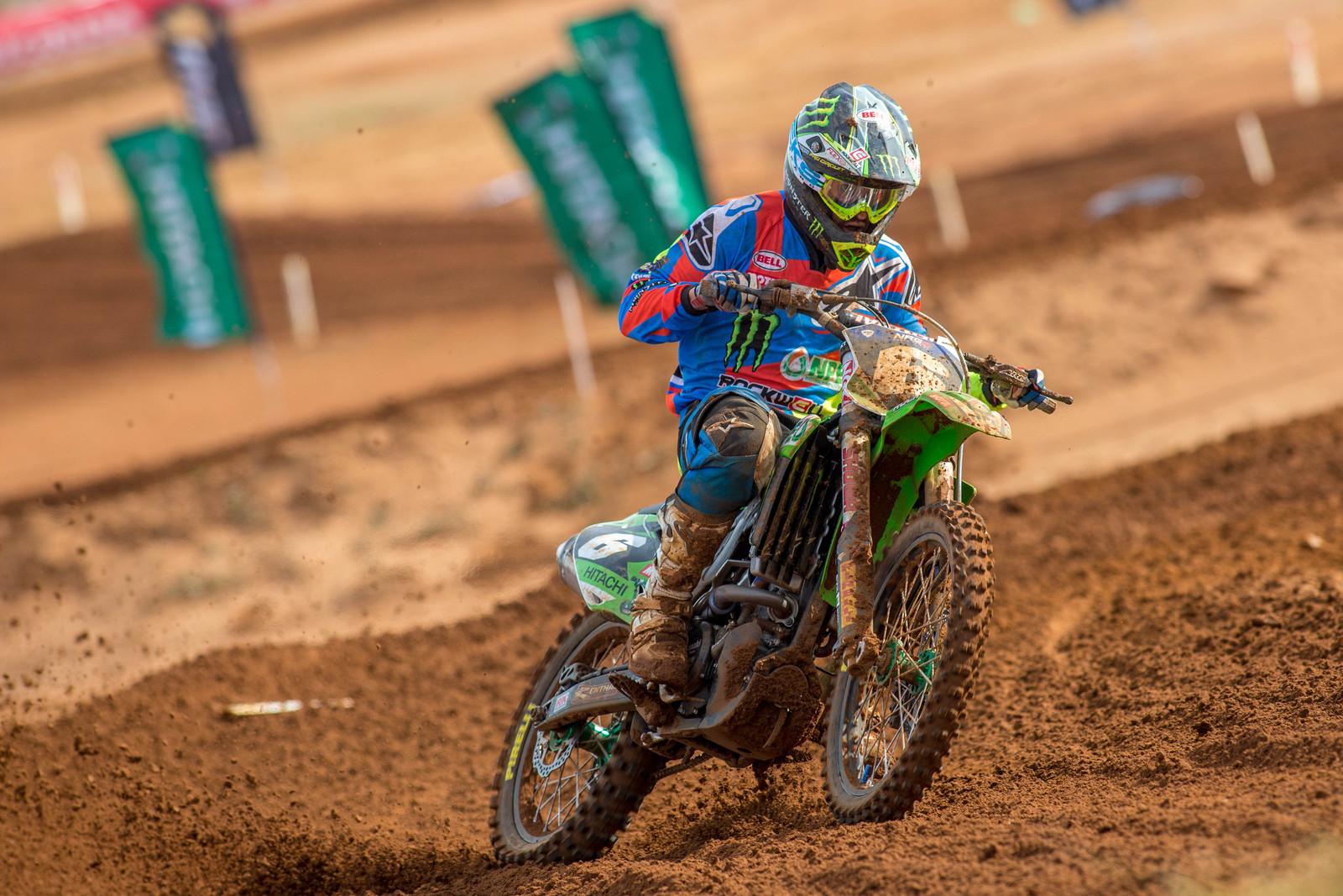 Jake Moss - Australian Motul Mx Championships: Round 4, Murray Bridge - Motocross Pictures - Vital MX