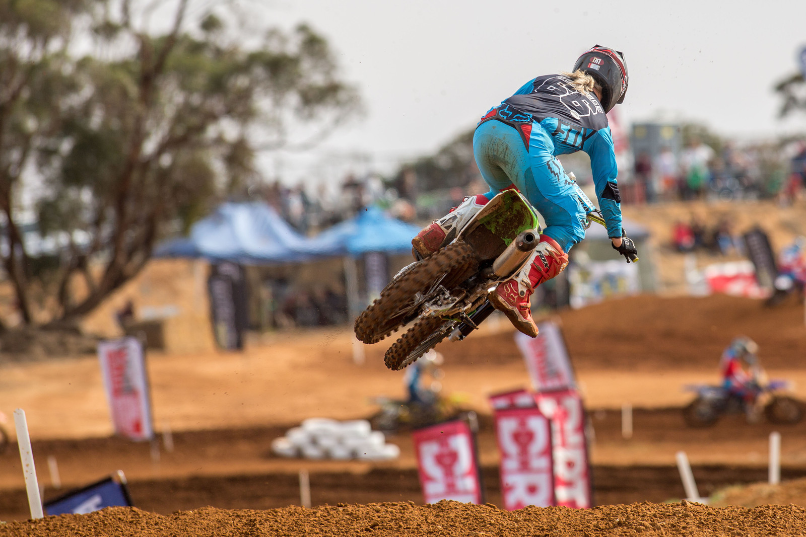 Meghan Rutledge - Australian Motul Mx Championships: Round 4, Murray Bridge - Motocross Pictures - Vital MX