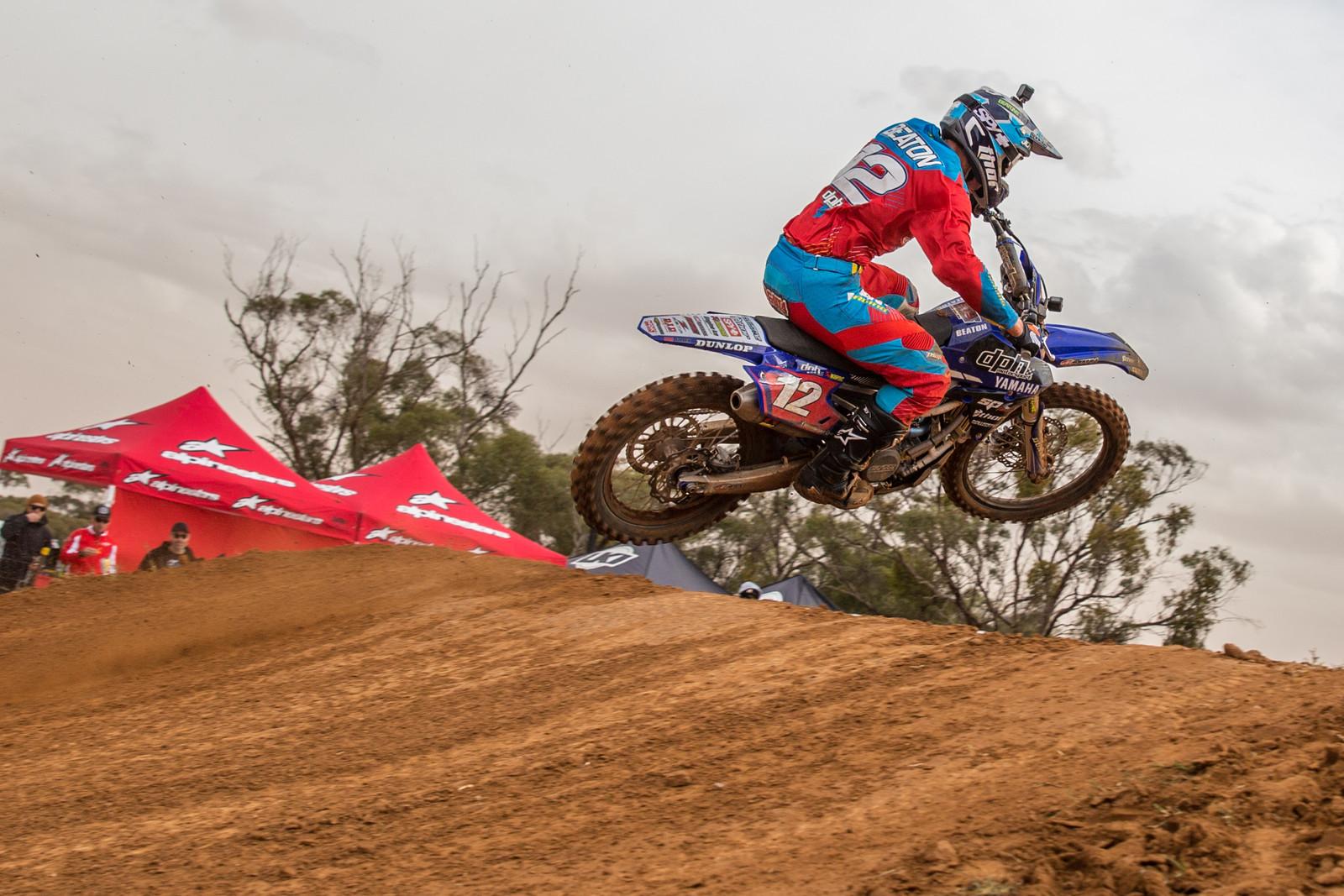 Jed Beaton - Australian Motul Mx Championships: Round 4, Murray Bridge - Motocross Pictures - Vital MX