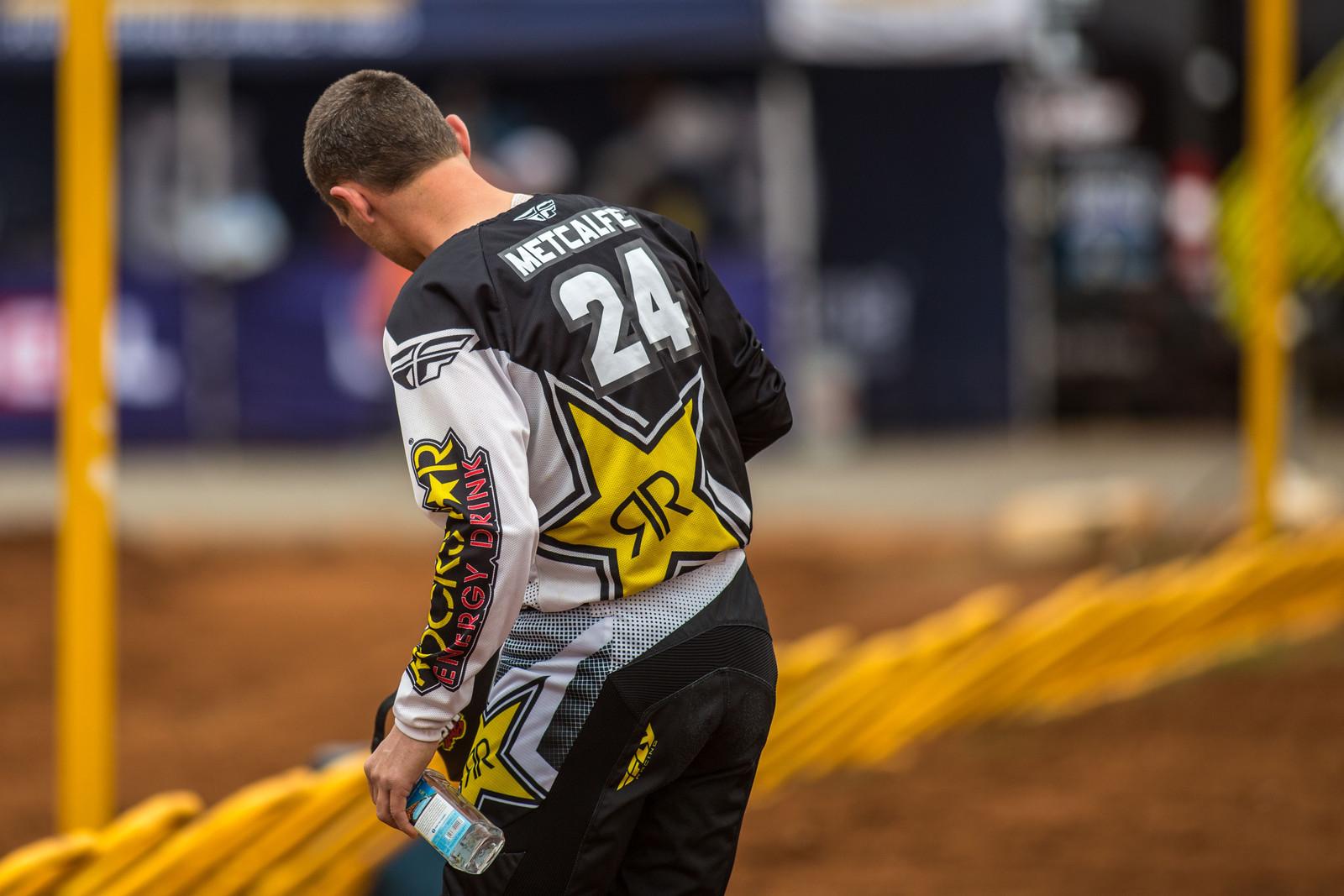 Brett Metcalfe - Australian Motul Mx Championships: Round 4, Murray Bridge - Motocross Pictures - Vital MX