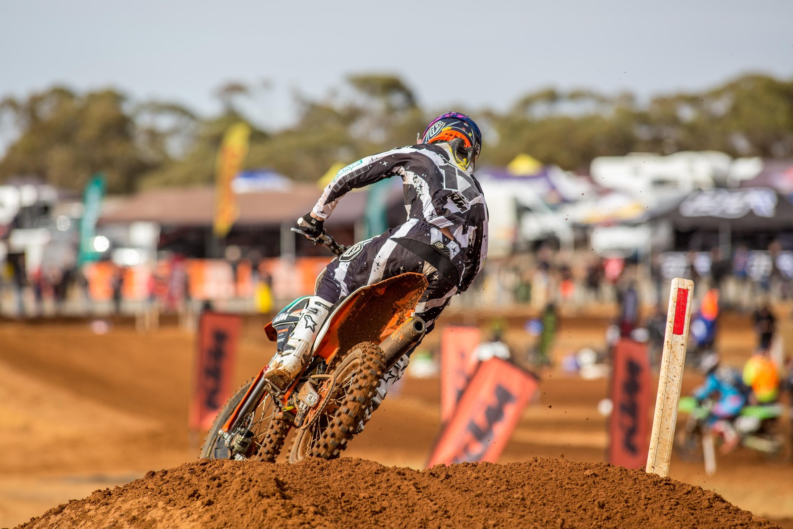 Caleb Ward - Australian Motul Mx Championships: Round 4, Murray Bridge - Motocross Pictures - Vital MX