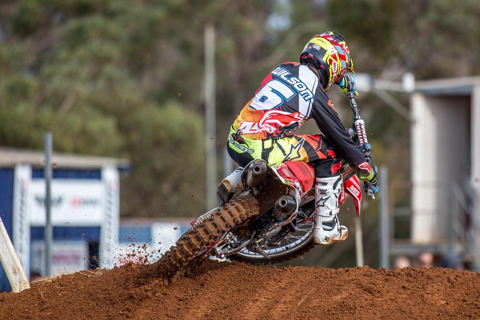 Jay Wilson - Australian Motul Mx Championships: Round 4, Murray Bridge - Motocross Pictures - Vital MX