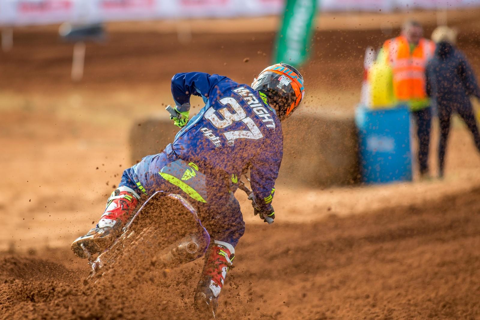 Jacob Wright - Australian Motul Mx Championships: Round 4, Murray Bridge - Motocross Pictures - Vital MX