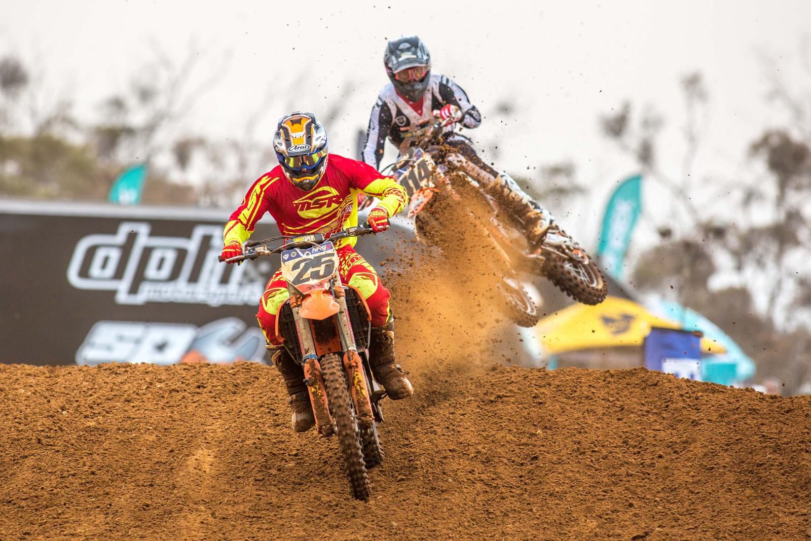 Jamie Law - Australian Motul Mx Championships: Round 4, Murray Bridge - Motocross Pictures - Vital MX