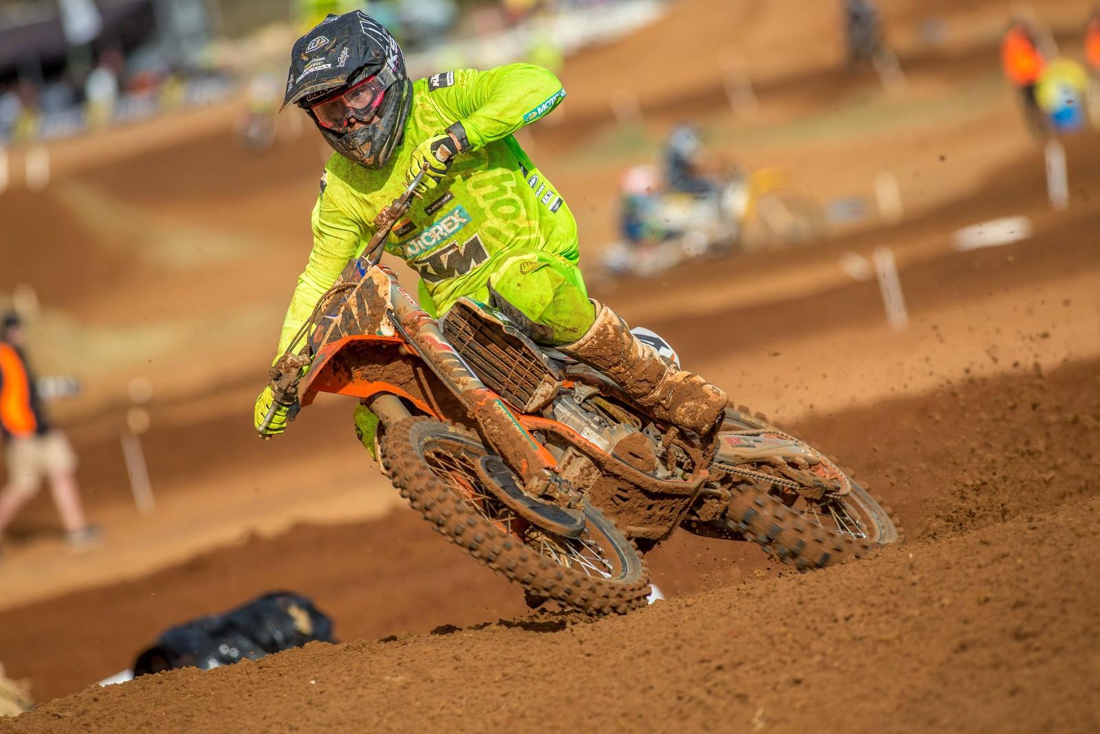 Jesse Dobson - Australian Motul Mx Championships: Round 4, Murray Bridge - Motocross Pictures - Vital MX