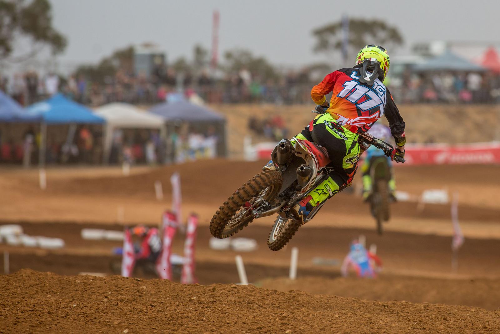 Dylan Long - Australian Motul Mx Championships: Round 4, Murray Bridge - Motocross Pictures - Vital MX