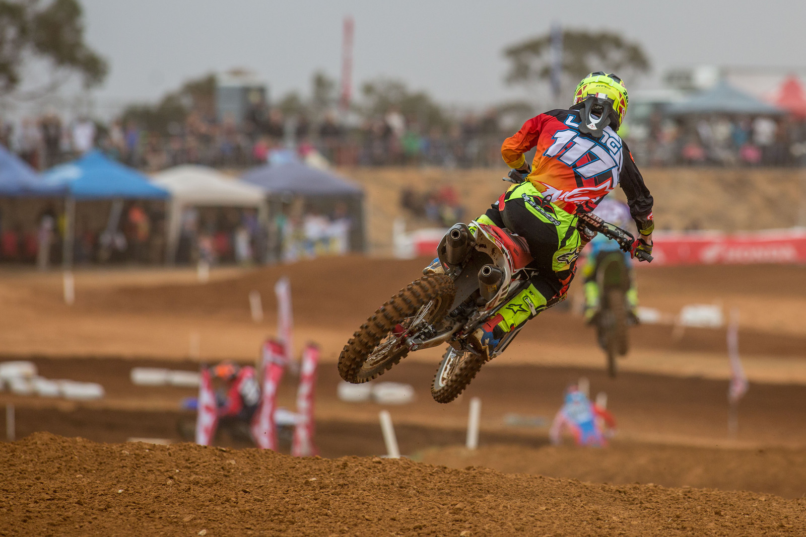 Dylan Long - Australian Motul Mx Championships: Round 4, Murray Bridge - Motocross Pictures - Vital MX