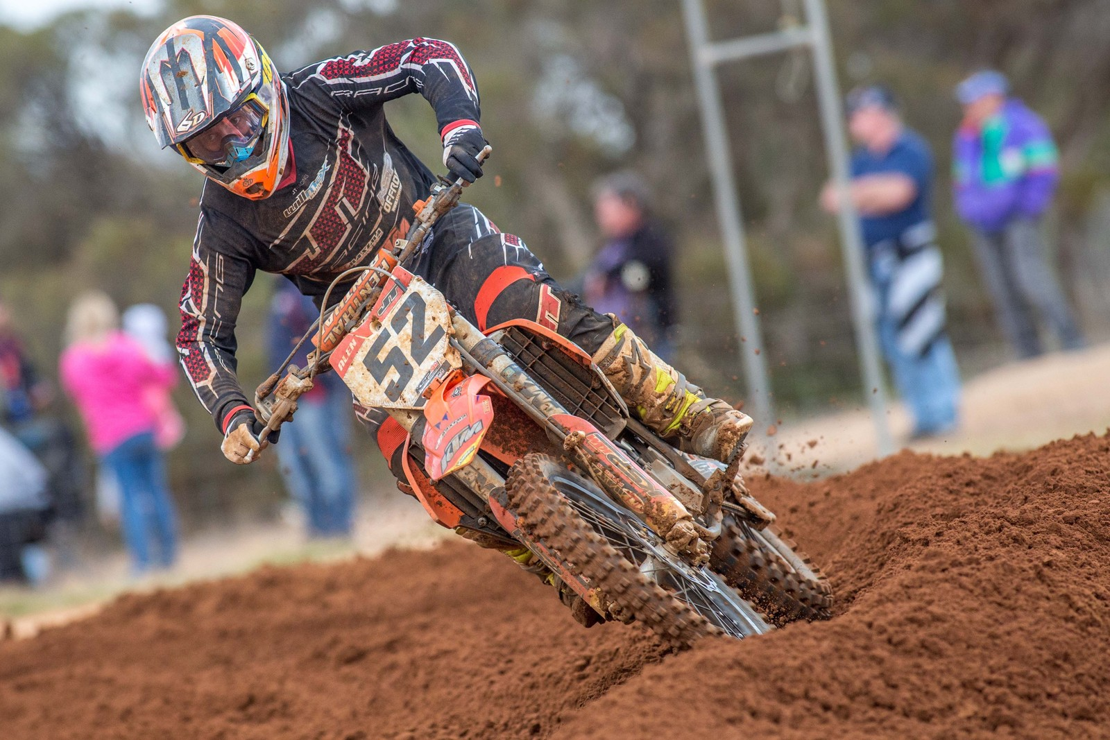 James Alen - Australian Motul Mx Championships: Round 4, Murray Bridge - Motocross Pictures - Vital MX