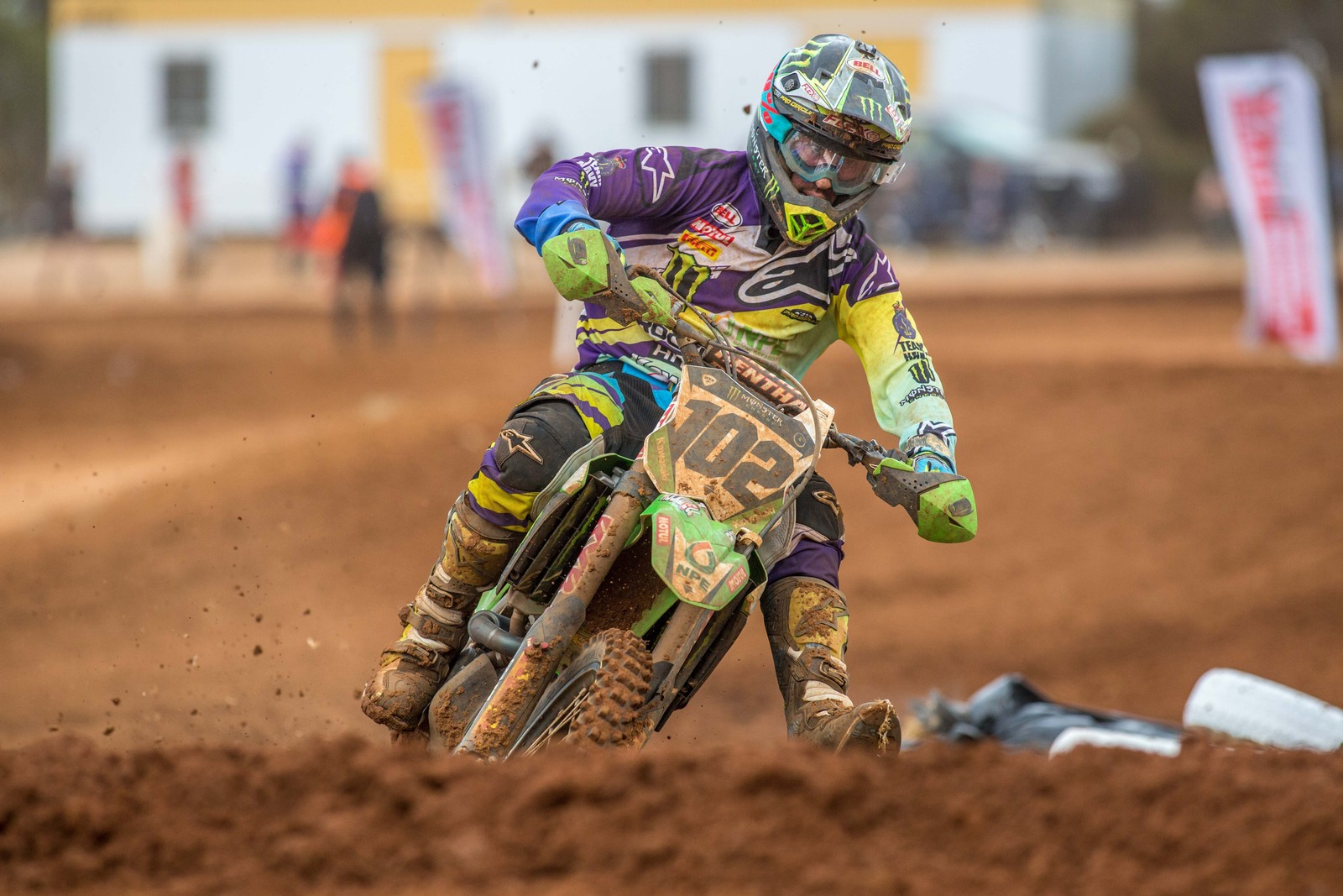 Matt Moss - Australian Motul Mx Championships: Round 4, Murray Bridge - Motocross Pictures - Vital MX
