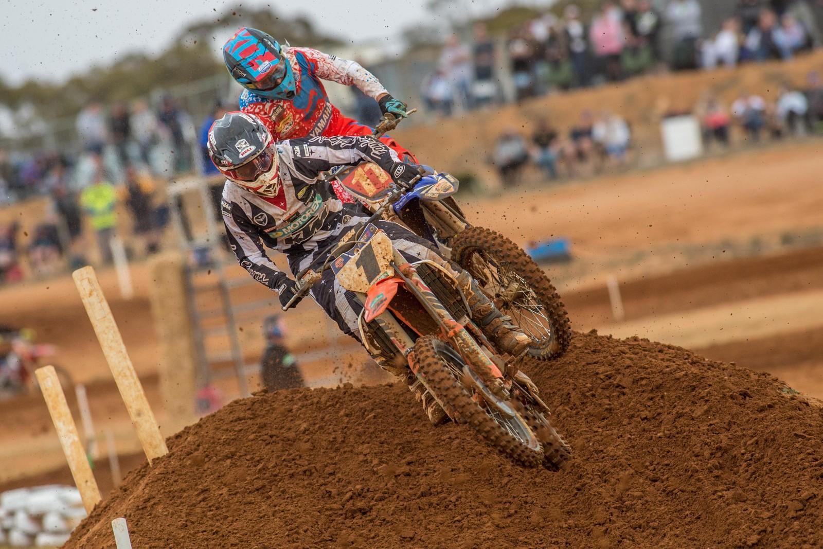 Kirk Gibbs - Australian Motul Mx Championships: Round 4, Murray Bridge - Motocross Pictures - Vital MX