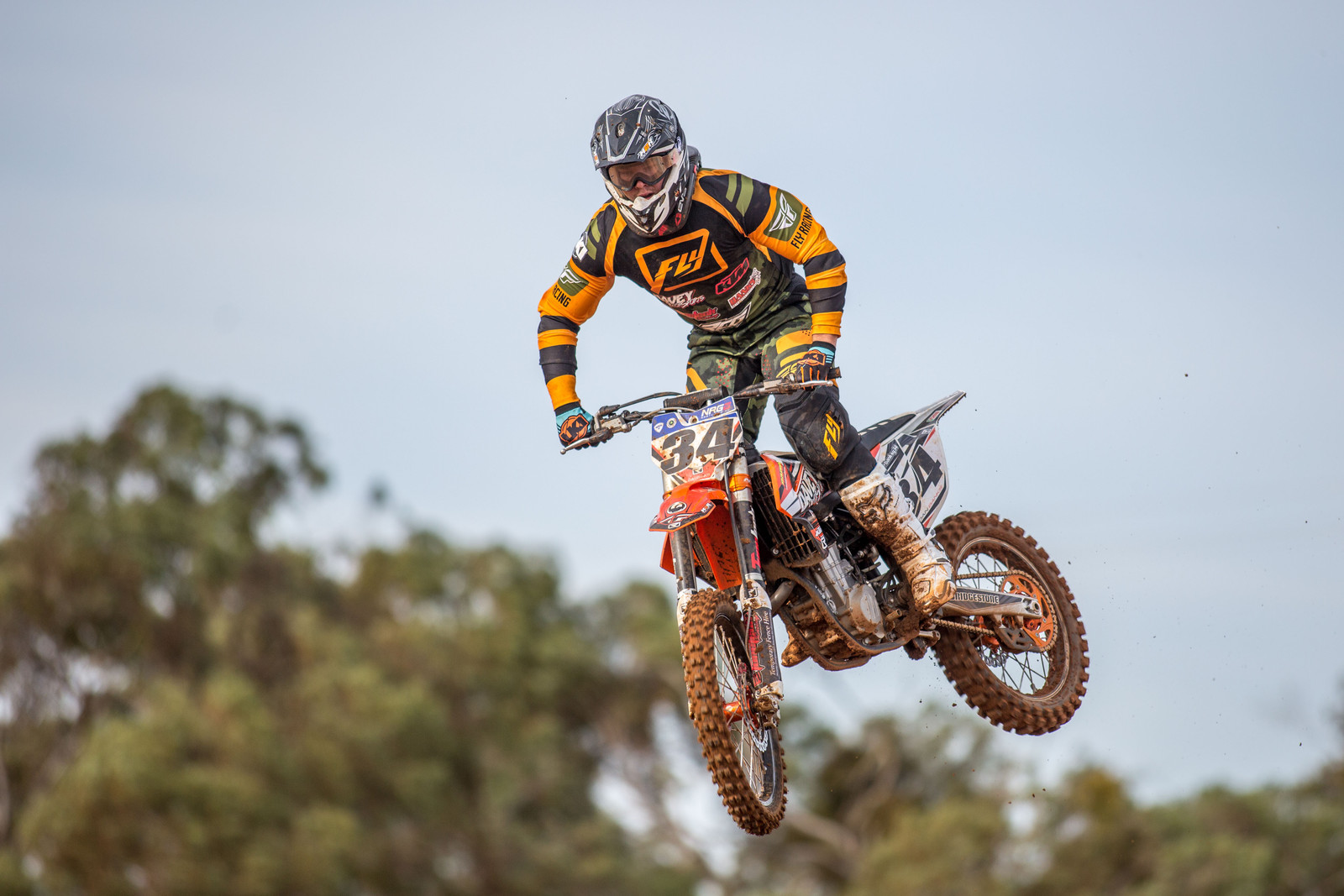 Daniel Banks - Australian Motul Mx Championships: Round 4, Murray Bridge - Motocross Pictures - Vital MX