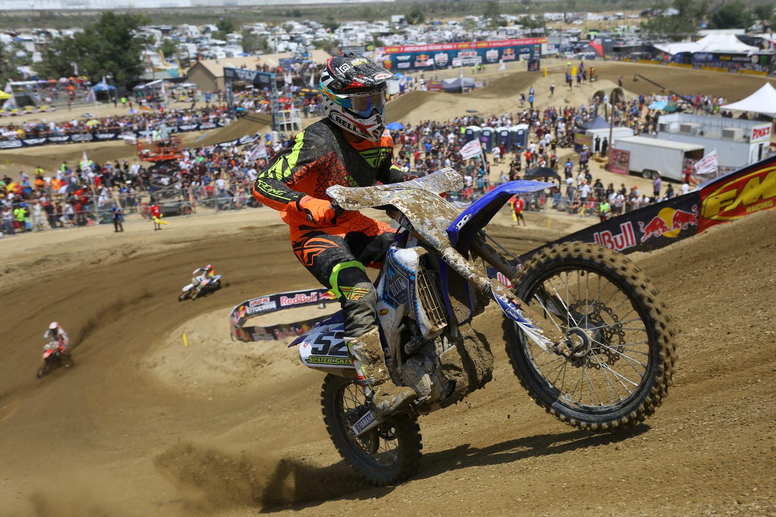 Ben LaMay - Vital MX Pit Bits: Glen Helen - Motocross Pictures - Vital MX