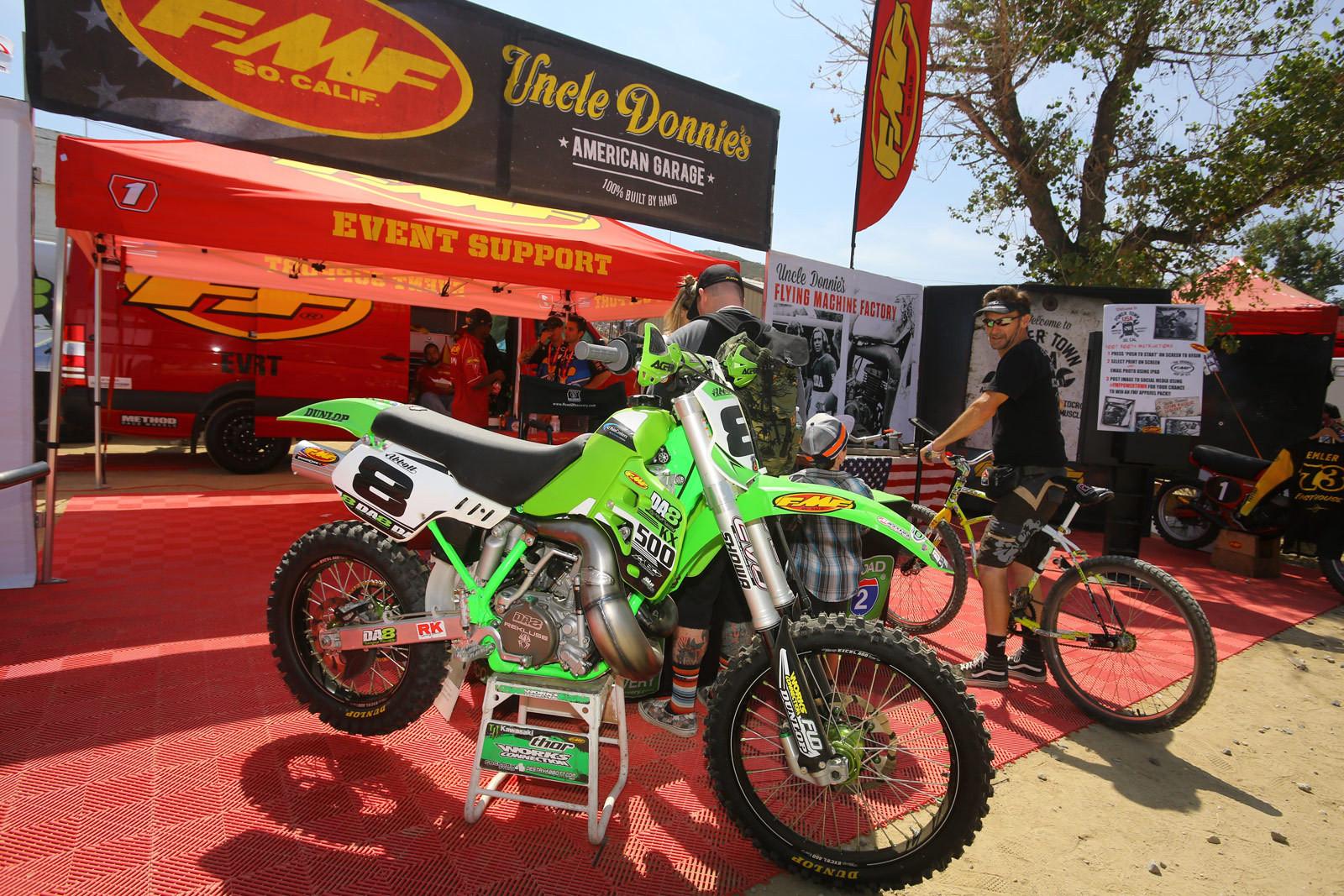 Destry Abbott - Vital MX Pit Bits: Glen Helen - Motocross Pictures - Vital MX