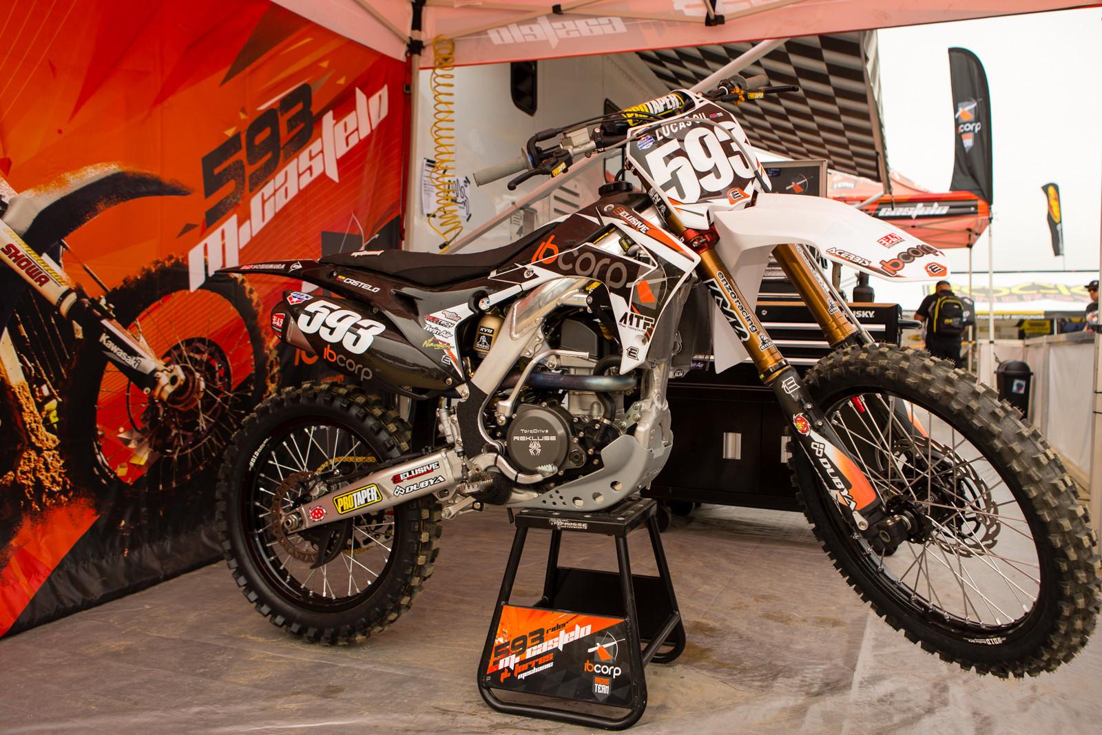 Martin Castelo - Vital MX Pit Bits: Glen Helen - Motocross Pictures - Vital MX