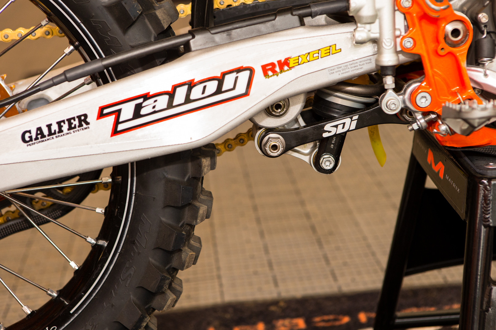 Team BTO Sports/KTM/WPS - Vital MX Pit Bits: Glen Helen - Motocross Pictures - Vital MX