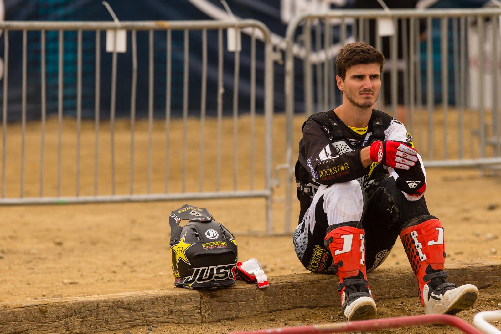 Christophe Pourcel - Vital MX Pit Bits: Glen Helen - Motocross Pictures - Vital MX